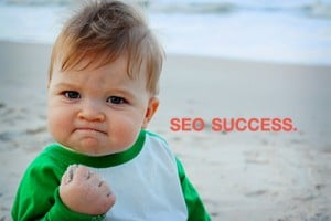 seo success.